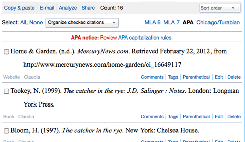 How To Cite A Website Source In Apa Format. APA Citation Style ...